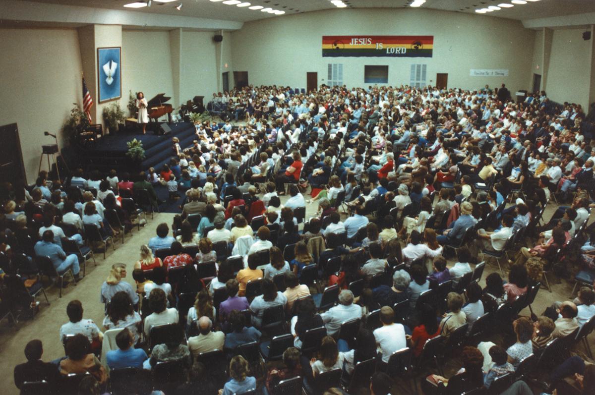 Church in 1984